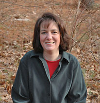 Photo of author Melissa Stewart