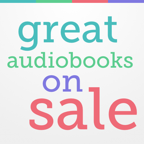 Great Audiobooks On Sale Image