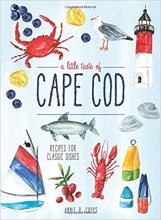 Book Jacket for A Little Taste of Cape Cod by Annie Copps