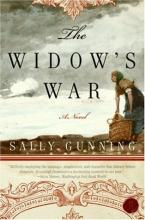 Book Jacket for The Widow's War