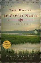 Front Cover of the House on Nauset Marsh by Wyman Richardson