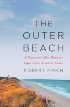 The Cover of The Outer Beach by Robert finch