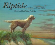 Book Cover of Riptide by Frances Ward Weller
