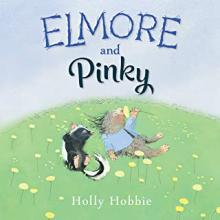 The Front Cover of Elmore and Pinky
