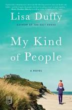 The Front cover of the book My Kind of People by Lisa Duffy