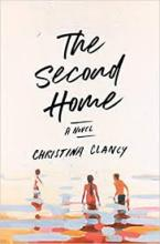 The front cover of The Second Home by Christina Clancy