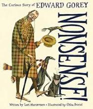 The Front Cover of Nonsense! by Lori Mortenson