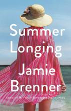 The Front Jacket of Summer Longing by Jamie Brenner