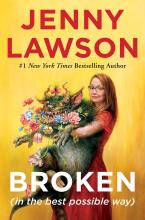 The Front Cover of Broken by Jenny Lawson