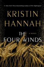 The Front Cover of The Four Winds by Kristin Hannah