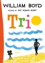 The Front Cover of Trio by William Boyd