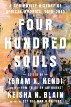 The Front Cover of Four Hundred Souls by Ibram X Kendi