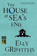 The book jacket for The House at Sea's End