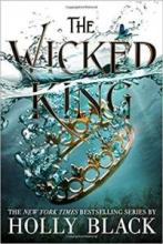 The Cover of The Wicked King