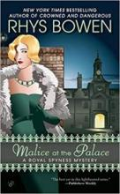 The Cover of Malice at the Palace