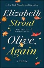 The Front Cover of the book Olive, Again