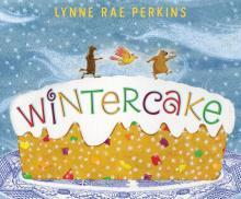 The Book Jacket of Winter Cake