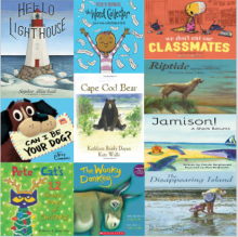 Collage of Our Bestselling Children's Picture Books of 2018